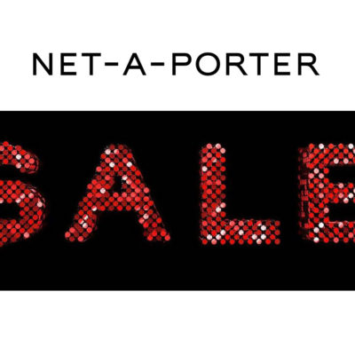 Net-a-Porter Sale Begins!