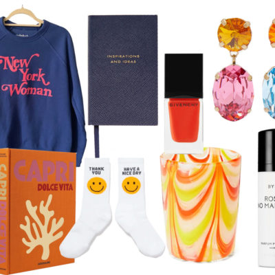 Gift Guide #4: Colorful, Quirky + Under $100