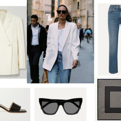 Copy That: A Spring  Blazer