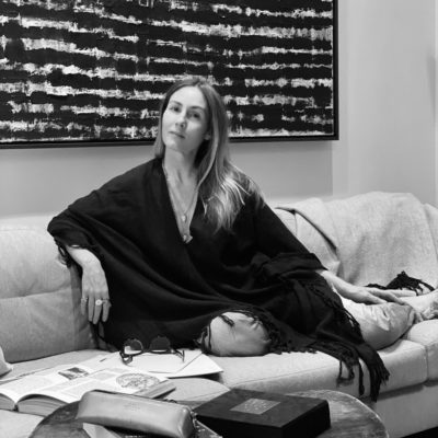 Notes from Home: Jewelry designer Kim Dunham