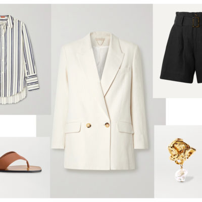 A White Blazer: The One Thing I Still Want
