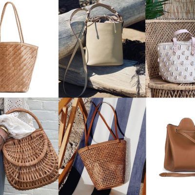 Favorite Summer Bags from Three Women Designers