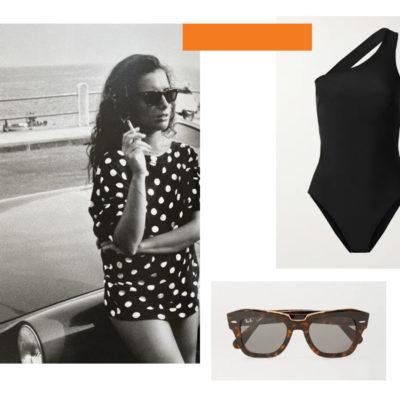 Summer in Black + White