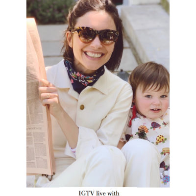 She's Got Flair: IGTV Interview with Jane Herman of The Only Jane