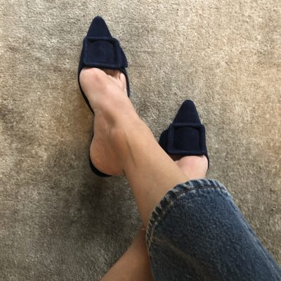 The Essential Manolos + Sale at Net-a-Porter