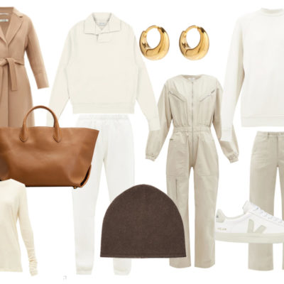 Cozy Winter Whites