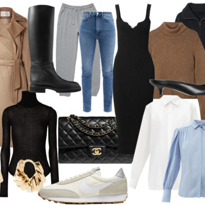 What's Your Capsule Wardrobe?