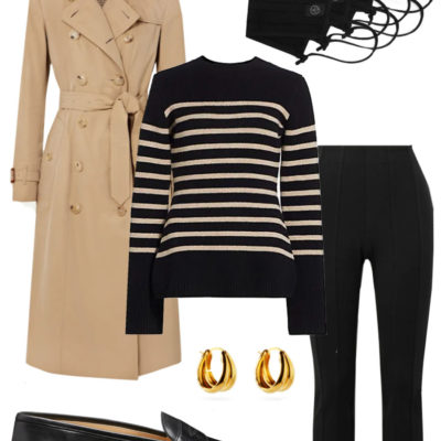 Spring Runaround Transition Outfit