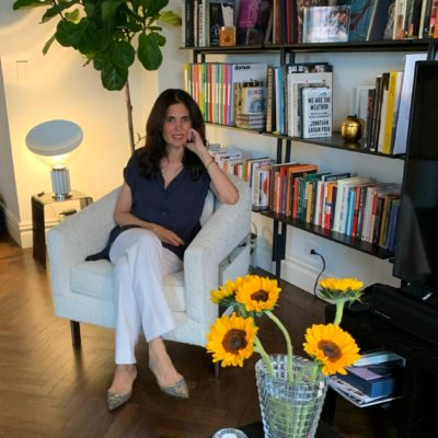 Spring Notes from Home: AERA's Tina Bhojwani (and an exclusive TFI perk)