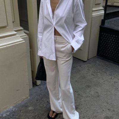 Summery Monochrome Whites