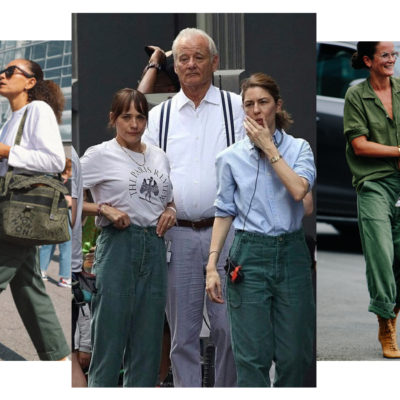 Spring-to-Summer Pant: The Cargo
