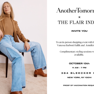 You're Invited: Details for Another Tomorrow x TFI